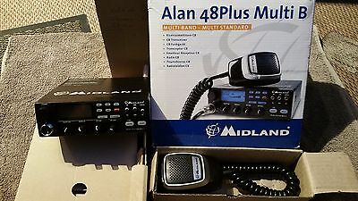 Midland Alan 78 Plus Multi CB Radio