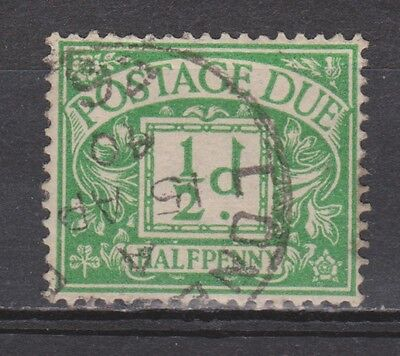 Great Britain postage due SG D 27 used 1937 (Michel nr 26) MUCH MORE DUE STAMPS