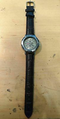 BRITISH WWII 6TH ARMORED DIVISION wind up watch