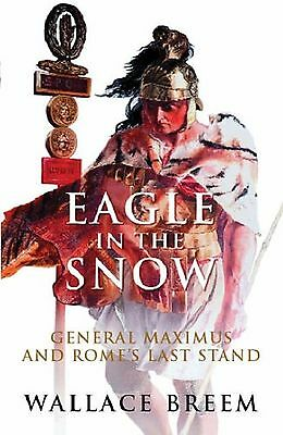 Eagle In The Snow The Classic Bestseller Paperback Book New Free Post