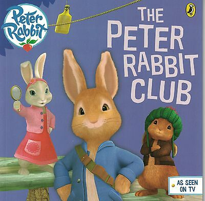Young Children's Peter Rabbit Picture Story Book: The Peter Rabbit Club