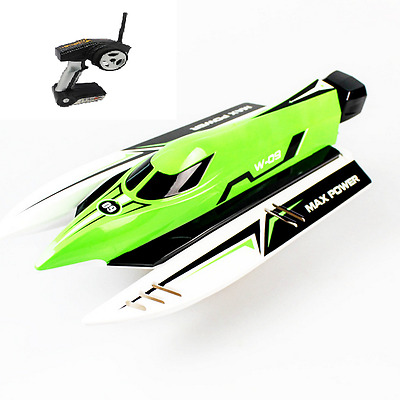 Wltoys WL915 2.4G Brushless Boat High Speed RC Boat Racing Toy Fun Action Play