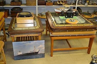 Algonorth  Freighter Porthole Table