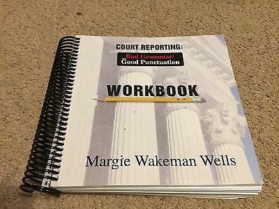 court reporting textbookp