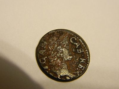 Extremely Old Unknown Coin Looks To Be Ancient