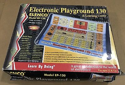 Elenco EP-130 Electronic Playground and Learning Center