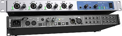 RME Fireface 802 | High-End Audiointerface incl. MicPre - Top Zustand