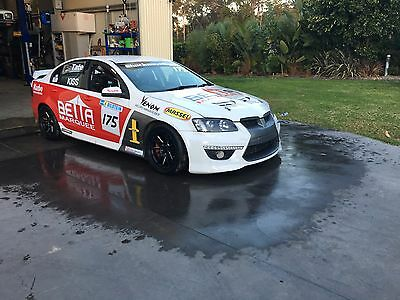 HOLDEN VE HSV  GTS  commodore 6.2L MANUAL RACE CAR