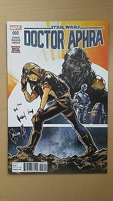 STAR WARS: DR APHRA #3 - 1st PRINT  MARVEL COMICS
