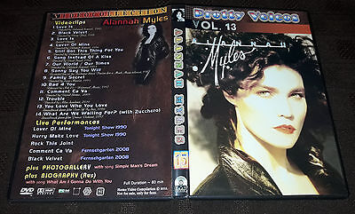 Alanah Myles - Pretty voices 13 DVD Special Fan Edition, Very good!!