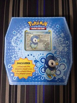 Pokemon Classic Trio Box Sealed Piplup - Crystal Guardians & Power Keepers Pack