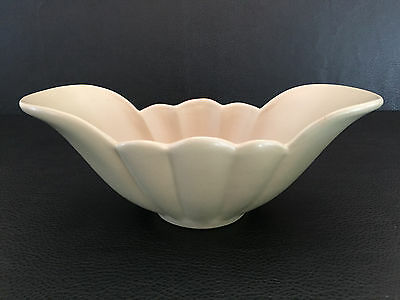 green Haeger console bowl  #116 1950's 1960's