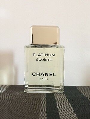 Chanel Platinum Égoïste Eau De Toilette 100Ml