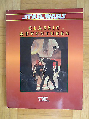 STAR WARS – CLASSIC ADVENTURES 40083 – Englisch – Lucas Arts West End Games WDS