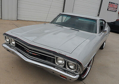 1968 Chevrolet Chevelle SS LS1 FUEL INJECTION FUEL INJECTED, FOUR WHEEL DISC BRAKES, CUSTOM GAUGES, CUSTOM WHEELS