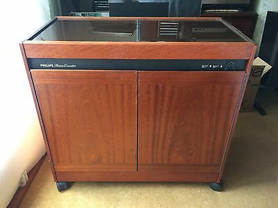 Philips Hostess Trolley Executive Model H0109MH