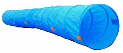 Cool Runners Dog Agility Training Tunnel with Carrying Case, 2 x 17-Feet