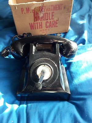 Brand new old stock Party Line Phone