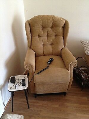 Celebrity Rise and Recline Dual Motor Chair - Riser Electric Mobility Armchair