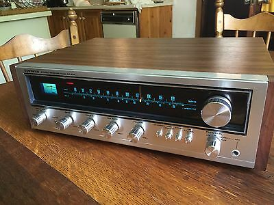 Vintage Pioneer SX-434 Stereo Receiver In Excellent Condition.