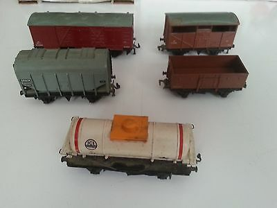 Hornby Duplo Rolling Stock Lot Of Five