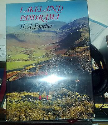 Lakeland Panorama W.a. Poucher 9780094689503