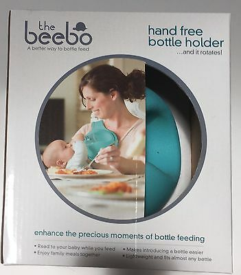 Beebo Hand Free Bottle Holder Teal