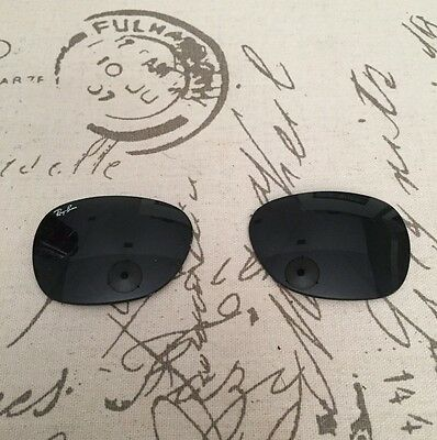 Ray Ban New Wayfarer Replacement lens RB2132 55mm 100% Authentic