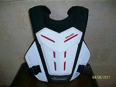 Evs Roost Guard Youth Size Body Armour Motocross Enduro
