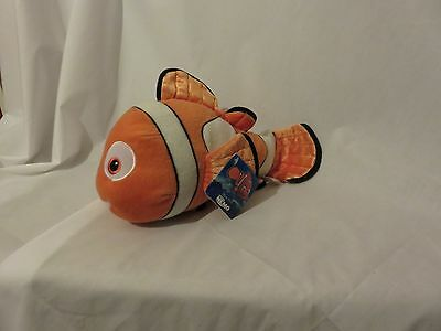 "12"" cute soft nemo from finding nemo  whitehouse leisure  plush doll new tag"
