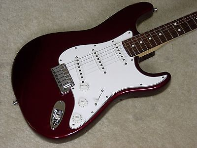 Fender 40th Anniversary Ltd. Edition American Stratocaster  - Dakota Red - RARE!