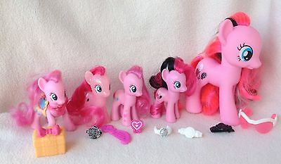 My Little Pony Pinkie Pie Lot of 5