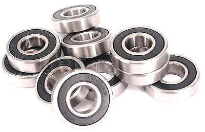 QUICKIE REAR Wheelchair Bearings Four Quality Stainless