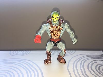 Masters Of The Universe - Skeletor Laser Light - Original Made In Italy 1987