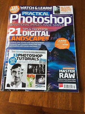 Practical Photoshop May 2013 With Disc