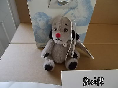 Steiff Exclusive Teddy Bear Miniature Sweep 12Cm Limited Edition 76 Boxed
