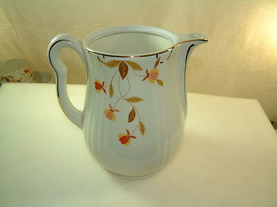 Hall AUTUMN LEAF 8 Cup Rayed Coffee Pot No Lid 8""