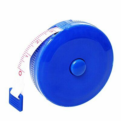 Retractable 1.5m Body Soft Tape Measure 60inch/150cm for Dress Makers & Tailors