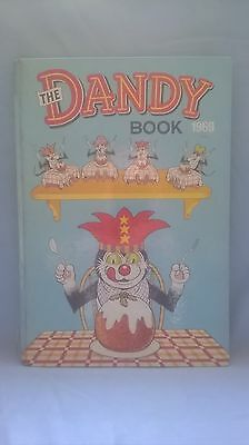 the Dandy annual 1969 good condition.