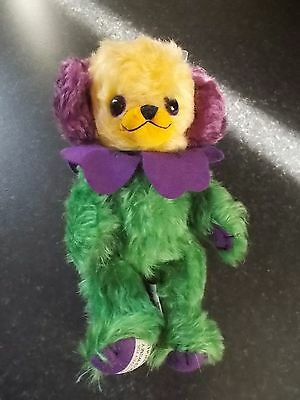 Rare Merrythought Exclusive Limited Edition Cheeky Pansy With Tags