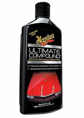 Meguiar's Meguiars Ultimate Compound Polishing Paste Swirl 450ml Detailing car