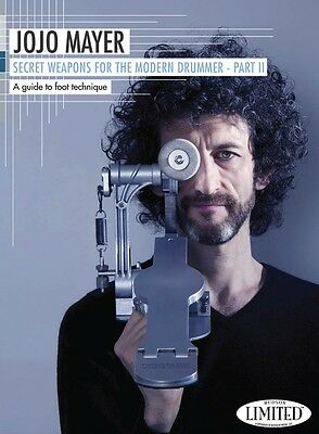 Jojo Mayer Secret Weapons for the Modern Drummer Part 2 Guide to Foot 000138540