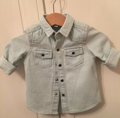 River Island Mini Denim Shirt