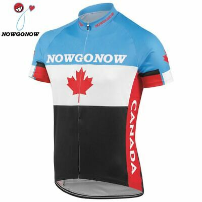 814c69afe9cfa CANADA CYCLING JERSEY Ropa Ciclismo -  27.99