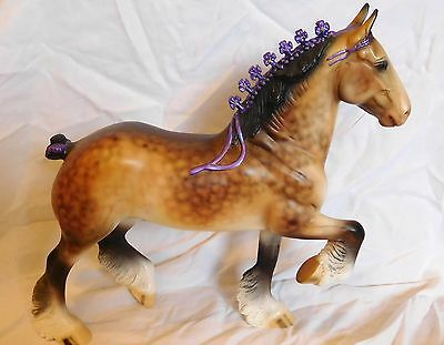 Rare Peter Stone Drafter~VERONICA'S VODKA~Draft Horse~SR Limited Edition Model