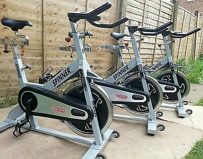 Fully Serviced Star Trac Spinner Pro Spinning Bike 12 Months Warranty.