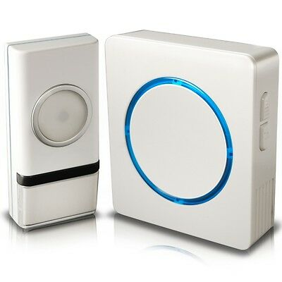 Swann SWHOM-DC810B Battery Operated Front Door Bell Chime