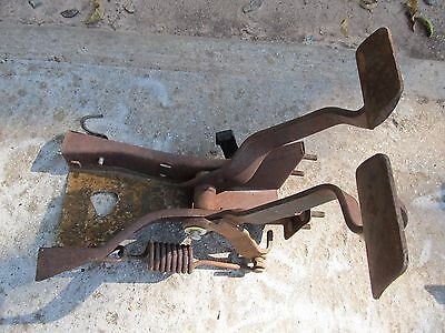 1963-1966 Mopar A-Body Dodge Plymouth Clutch and Brake pedal Assembly #2
