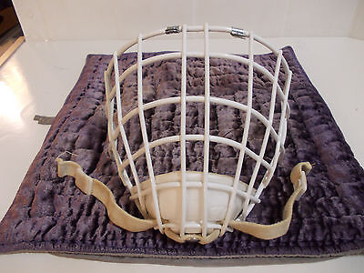 Vintage goalies bubble cage COOPER 421 SR mask