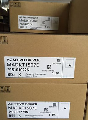 1PC NEW IN BOX Yaskawa servo driver MADKT1507E #WM06
